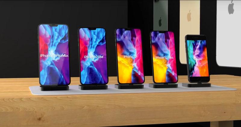 sortie-gamme-iphone-12-2020