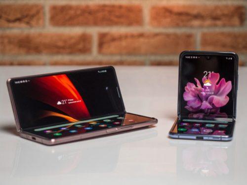Samsung Galaxy Pliables