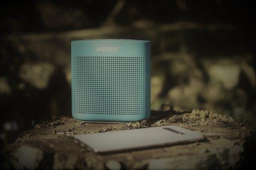 Enceinte Bluetooth pour smartphone