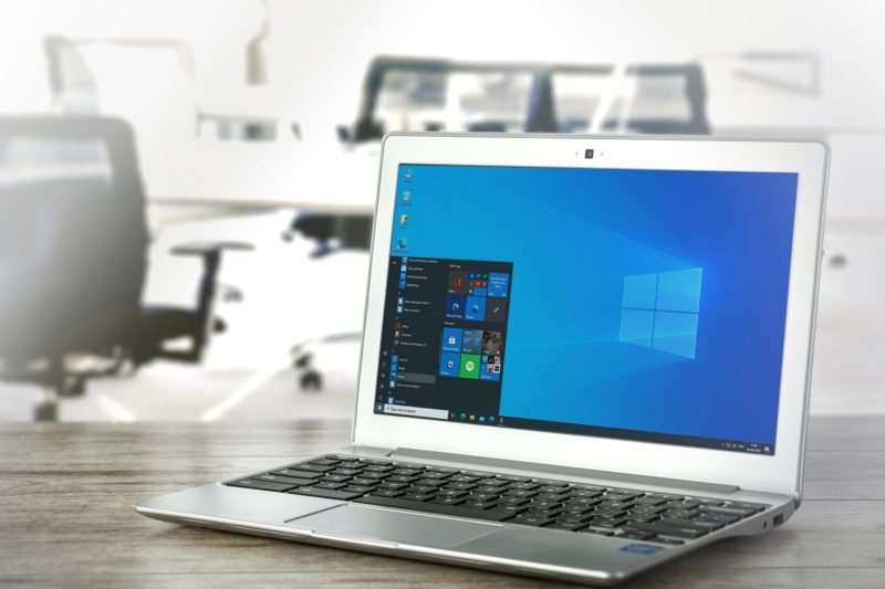 projet latte : applications android sous windows 10