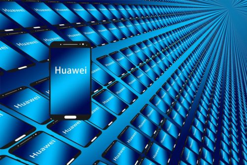 huawei arrête vente de smartphone